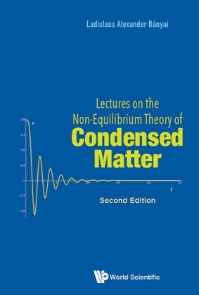 Lectures on the Non-Equilibrium Theory of Condensed Matter