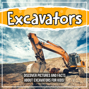 Excavators: Discover Pictures and Facts About Excavators For Kids!
