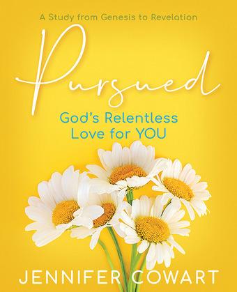 Pursued - Women's Bible Study Participant Workbook