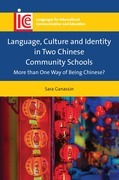 Language, Culture and Identity in Two Chinese Community Schools