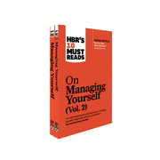 HBR's 10 Must Reads on Managing Yourself 2-Volume Collection