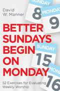 Better Sundays Begin on Monday