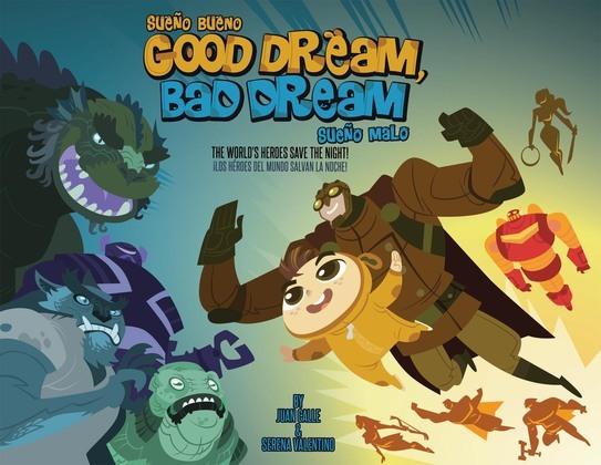 Good Dream, Bad Dream