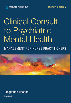 Clinical Consult to Psychiatric Mental Health Management for Nurse Practitioners