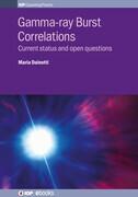 Gamma-ray Burst Correlations