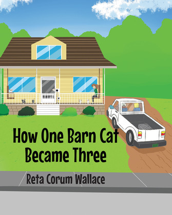 How One Barn Cat Became Three