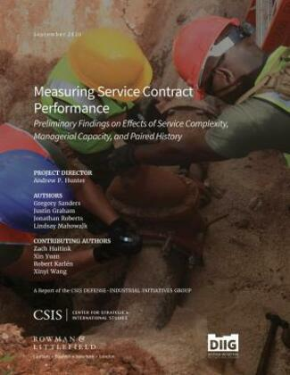 Measuring Service Contract Performance