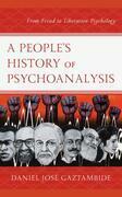A People's History of Psychoanalysis