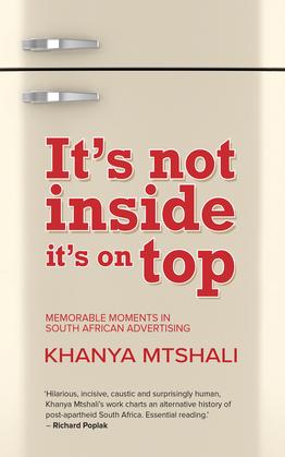 It's Not Inside It's On Top
