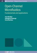 Open-Channel Microfluidics