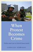 When Protest Becomes Crime