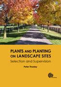 Plants and Planting on Landscape Sites
