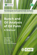 Bunch and Oil Analysis of Oil Palm