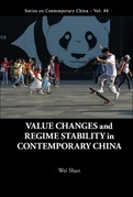 Value Changes and Regime Stability in Contemporary China