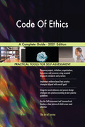 Code Of Ethics A Complete Guide - 2021 Edition