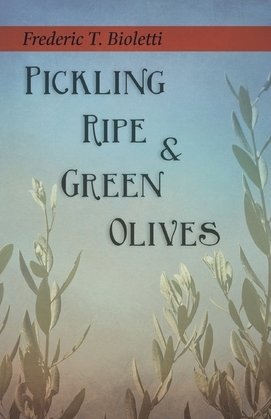 Pickling Ripe and Green Olives