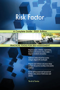 Risk Factor A Complete Guide - 2021 Edition