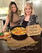 Recetas con Sazón Cubana, Venezolana y Española