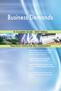 Business Demands A Complete Guide - 2021 Edition