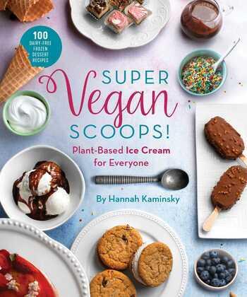Super Vegan Scoops!