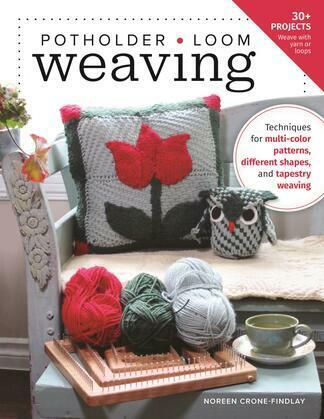 Potholder Loom Weaving
