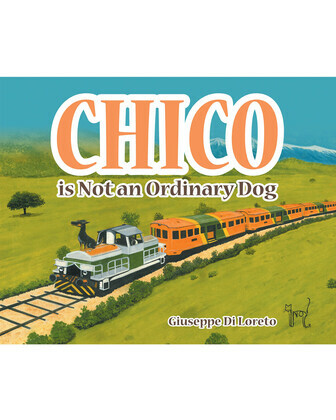 Chico is Not an Ordinary Dog