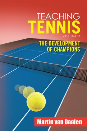 Teaching Tennis Volume 3