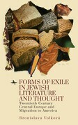 Forms of Exile in Jewish Literature and Thought