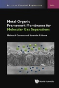 Metal-Organic Framework Membranes for Molecular Gas Separations