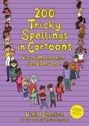 200 Tricky Spellings in Cartoons