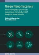 Green Nanomaterials
