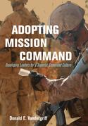 Adopting Mission Command