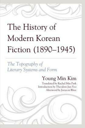 The History of Modern Korean Fiction (1890-1945)