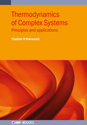 Thermodynamics of Complex Systems