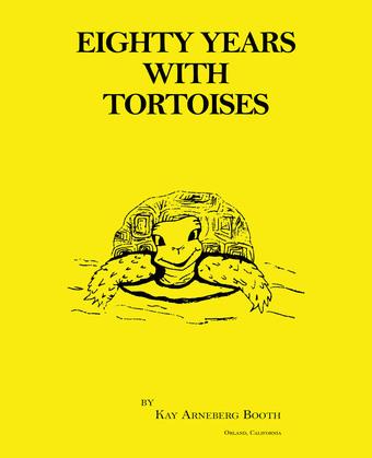 Eighty Years with Tortoises