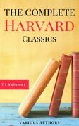 The Complete Harvard Classics - ALL 71 Volumes