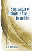 Summation of Infinitely Small Quantities