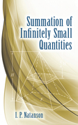 Summation of Infinitely Small Quantities
