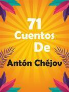 Cuentos De Anton Chejov