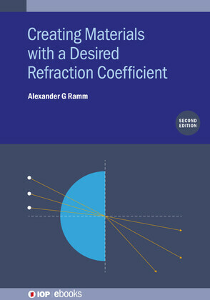 Creating Materials with a Desired Refraction Coefficient (Second Edition)