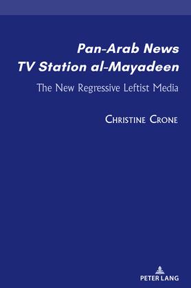 Pan-Arab News TV Station al-Mayadeen