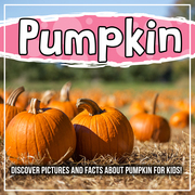 Pumpkin: Discover Pictures and Facts About Pumpkin For Kids!