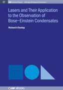 Lasers and Their Application to the Observation of BoseEinstein Condensates