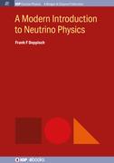 A Modern Introduction to Neutrino Physics