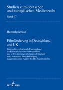 Filmförderung in Deutschland und UK