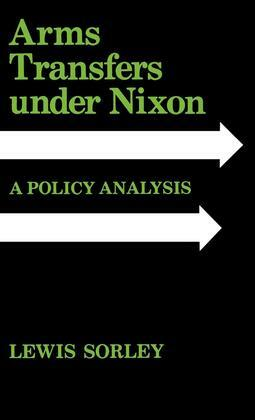 Arms Transfers under Nixon