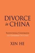 Divorce in China