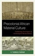 Precolonial African Material Culture