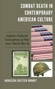 Combat Death in Contemporary American Culture