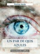 Un par de ojos azules